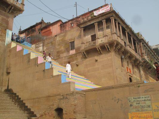 Les gath de Varanasi